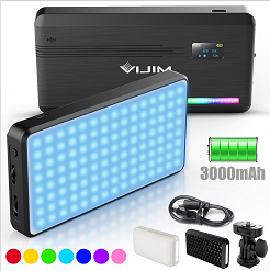 Đèn led video ulanzi vljim vl196 RGB