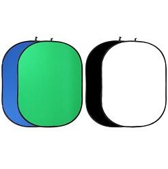 Phông vải key hình 2 mặt di động chuyên nghiệp 1.5 x 2m