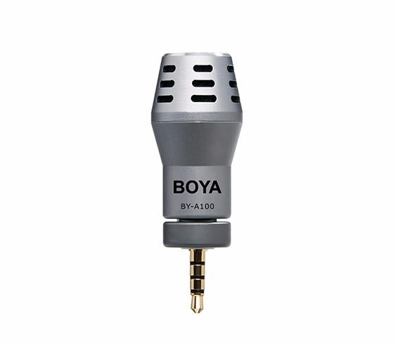 Micro thu âm cho điện thoại BOYA BY-A100