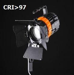 Đèn spotlight LED quay phim P5TD Falconeyes