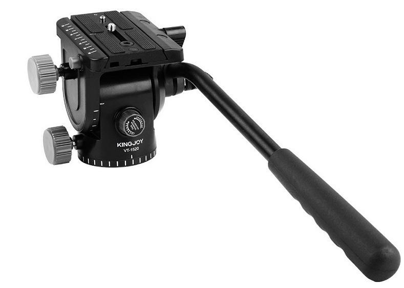 Đầu dầu quay phim VT-1520 KingJoy