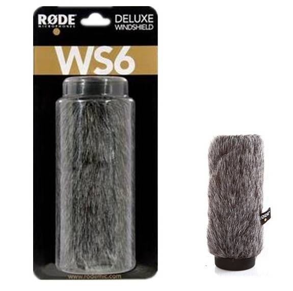 Lọc gió micro RODE WS6 Deluxe