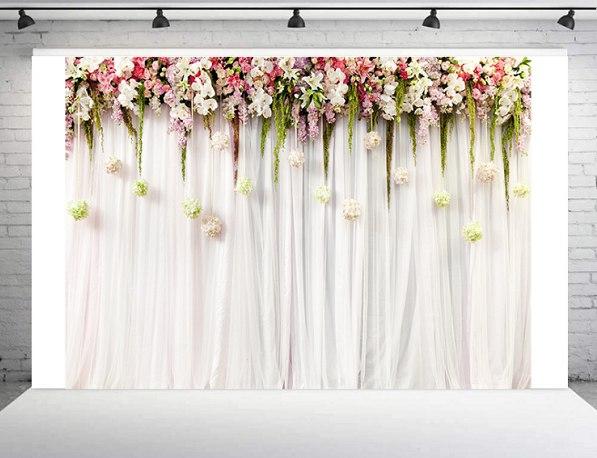 Phông 3D chụp hình cưới, ảnh nghệ thuật độc đáo