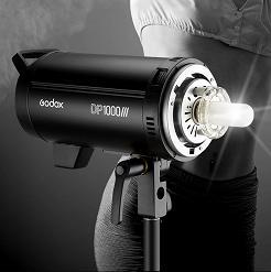 Đèn flash sutido godox DP1000 III