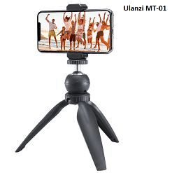 Chân máy ảnh điện thoại Ulanzi MT-01