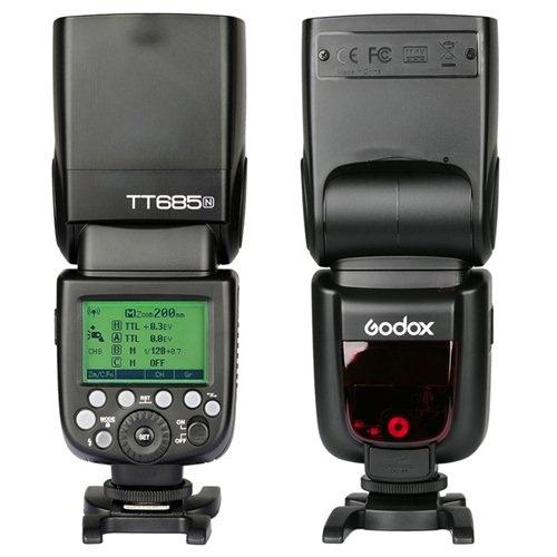 Đèn flash Godox TT685N-nikon
