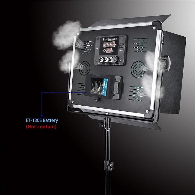 Đèn led bảng studio D-1080II
