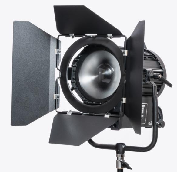 Đèn quay phim Spotlight LED 100W DMX 512
