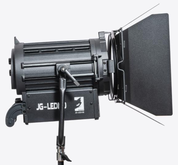 Đèn Spotlight LED quay phim 100W jg-led100