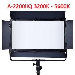 Đèn led bảng Studio A-2200IIQ 100w 3200K-5600K Yidoblo