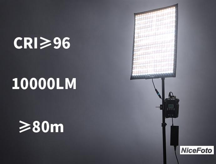 Led cuộn Nicefoto SC-P1000A Flex
