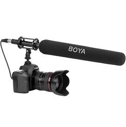 Mic thu âm phỏng vấn BOYA BY-PVM3000L