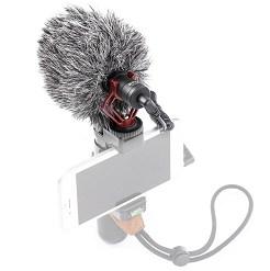 micro thu âm định hướng boya BY_MM1 Pro