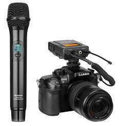 Mic thu âm phỏng vấn không dây Saramonic UwMic9 Kit4 (RX9+HU9)