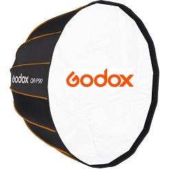 Softbox Parabolic thao tác nhanh Godox QR-P90
