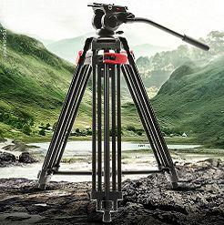 Chân máy quay Tripod Miliboo MTT605A