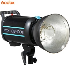 Đèn Flash studio Godox QS400II