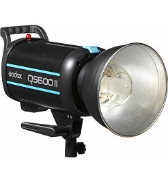 Đèn Flash studio Godox QS600II chính hãng