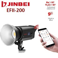 Đèn led studio Jinbei EFII-200