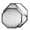 Lưới tổ ong cho Softbox bát giác Jinbei KE-100