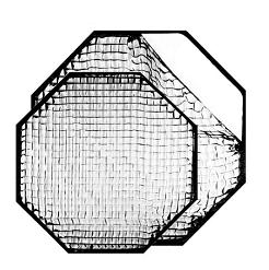 Mua lưới tổ ong cho Softbox bát giác Jinbei KE-150