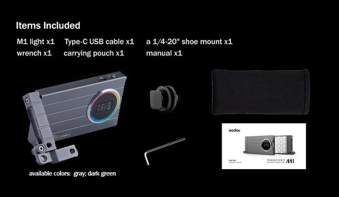 led video M1 Godox