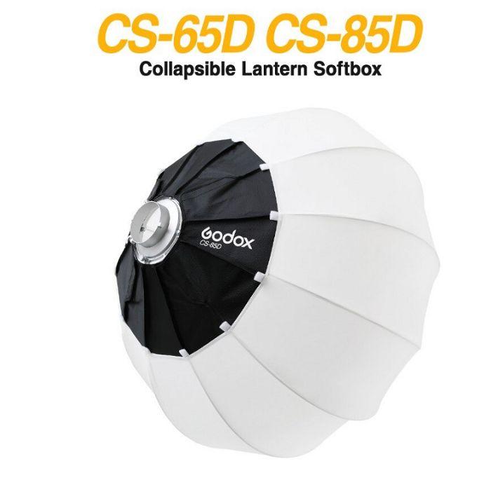 Softbox cầu Godox 65cm CS-65D