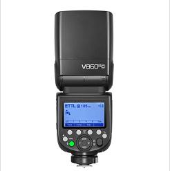 Đèn Flash Godox V860III cho máy ảnh Canon