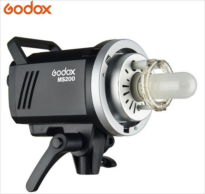 Đèn Flash studio Godox MS200