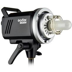 Đèn Flash studio Godox MS300 chính hãng